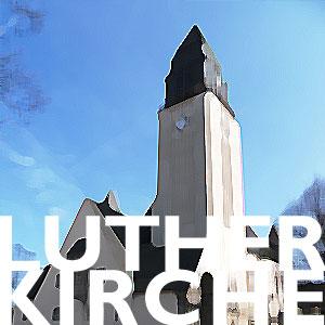Kirchen in Wiesbaden - Lutherkirche bei einkaufen-wiesbaden.de