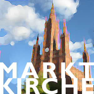 Kirchen in Wiesbaden - Marktkirche bei einkaufen-wiesbaden.de