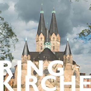 Kirchen in Wiesbaden - Ringkirche bei einkaufen-wiesbaden.de