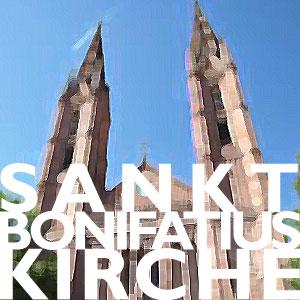 Kirchen in Wiesbaden - St. Bonifatius bei einkaufen-wiesbaden.de