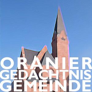 Kirchen in Wiesbaden - Oranier-Gedächtnis-Gemeinde bei einkaufen-wiesbaden.de