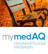 mymedAQ - Der Gesundheits-Guide der Stadt Wiesbaden mit Gesundheitscoach und Arztsuche